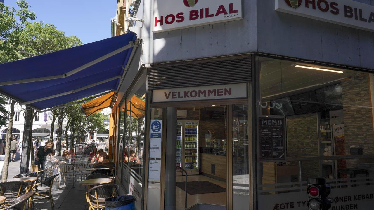 Hos Bilal i Aarhus C-3