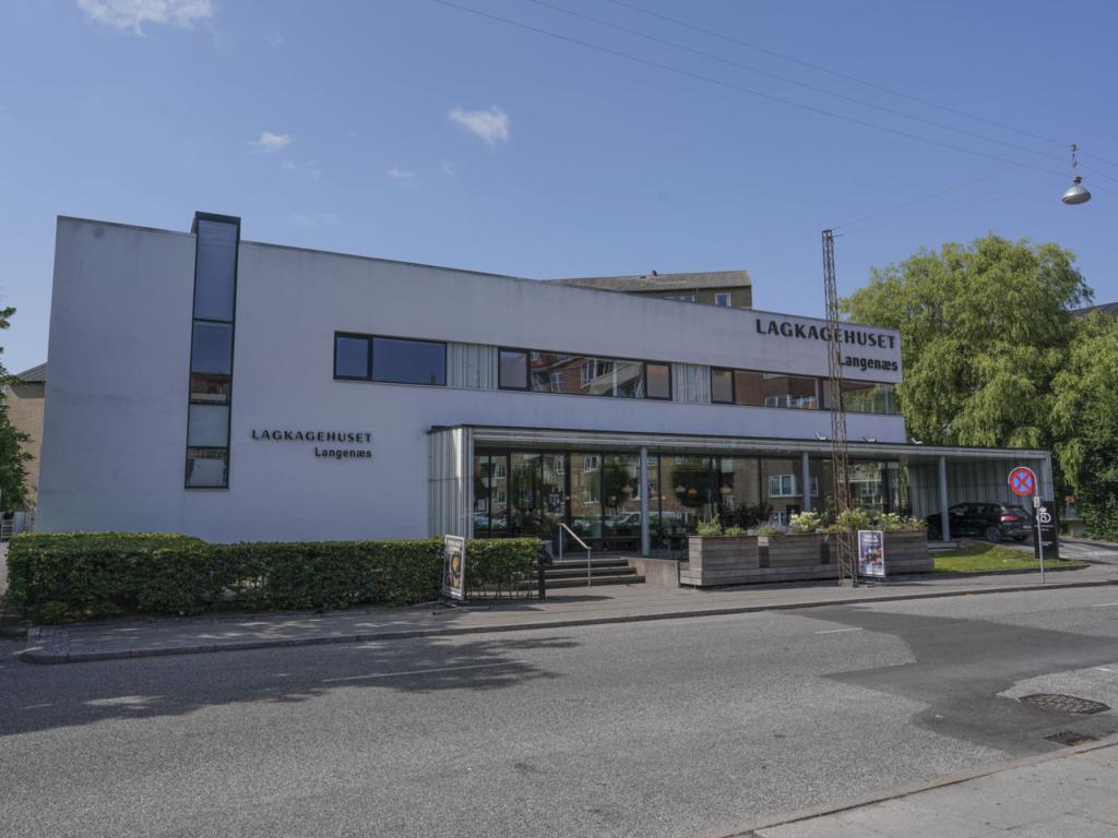 Lagkagehuset - Langenæs Allé-11