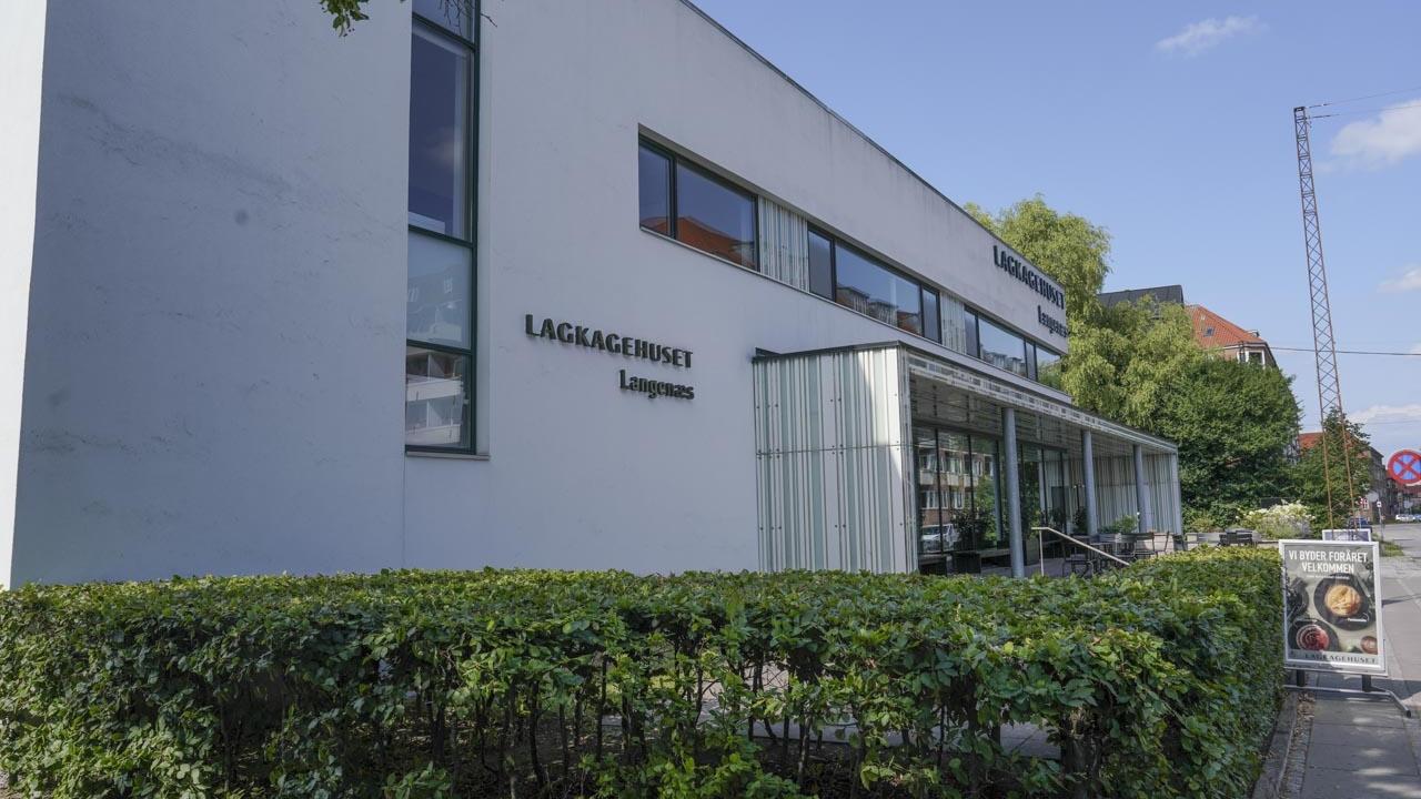 Lagkagehuset - Langenæs Allé-12