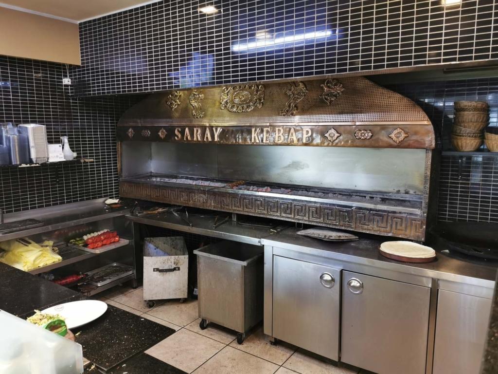 Saray Kebab i Hasle-6
