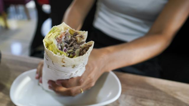 Saray Kebab i Hasle