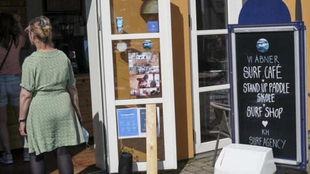 Surf Café på Marselisborg Havn-2