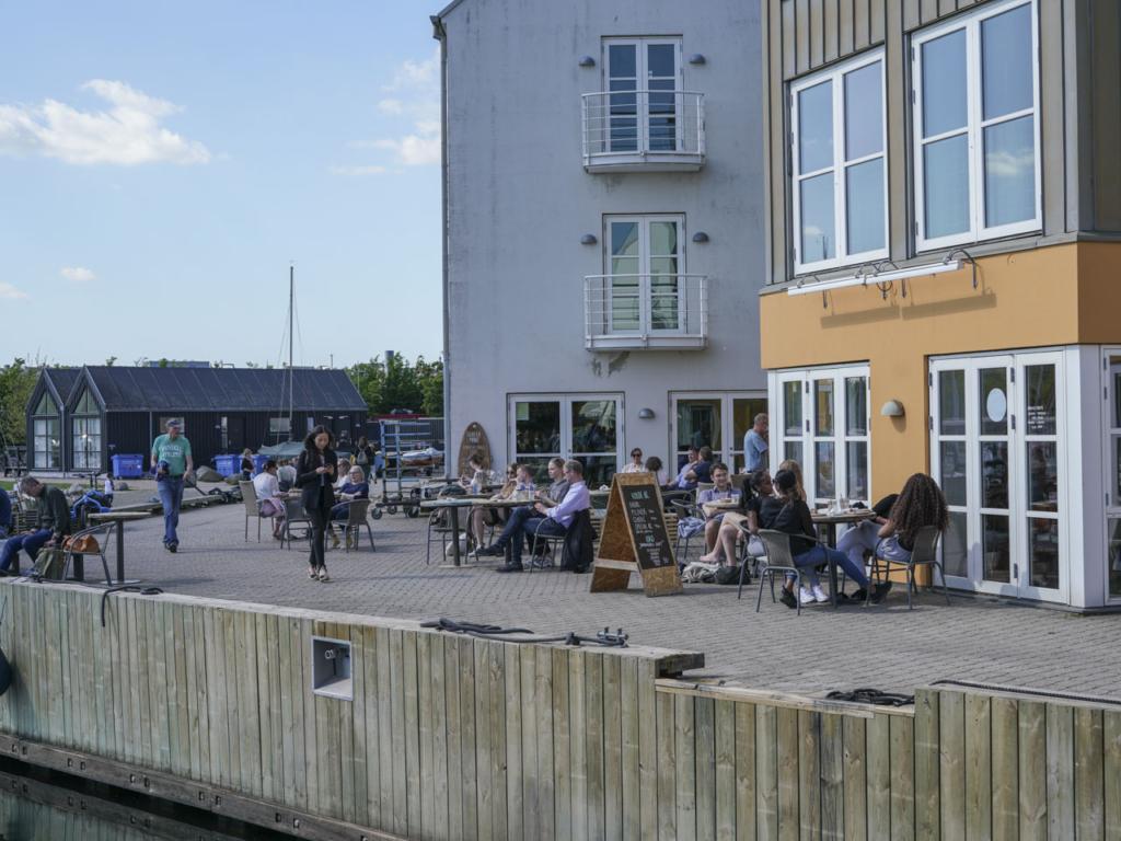 Surf Café på Marselisborg Havn-4